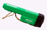 Hot-Shot GREEN (Rechargeable)